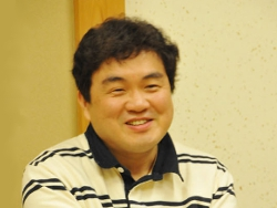 南淵明宏さん