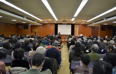 「高津全国俳句大会」とっておきトーク