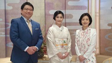 NHK『にっぽんの芸能』出演