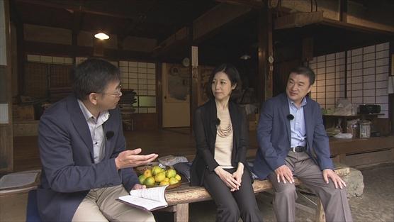 NHK松山放送局『四国羅針盤』出演