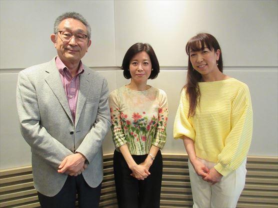 ABCラジオ・文化放送に生出演